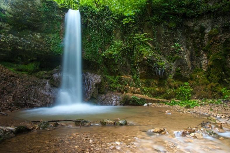 Linner Wasserfall