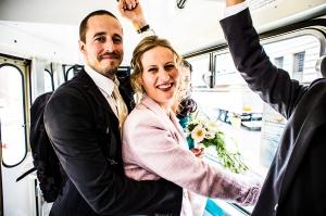 Hochzeit von Fabienne und Tobias