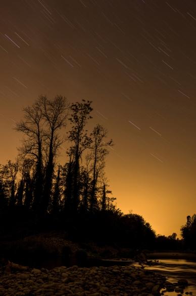 stars @ 867 seconds