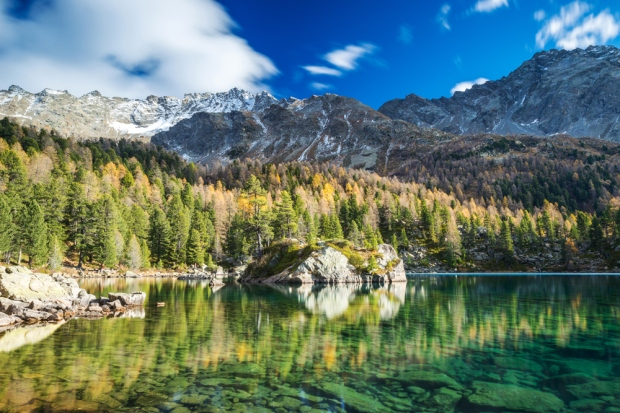 Lago di Saoseo, Val di Campo, Poschiavo