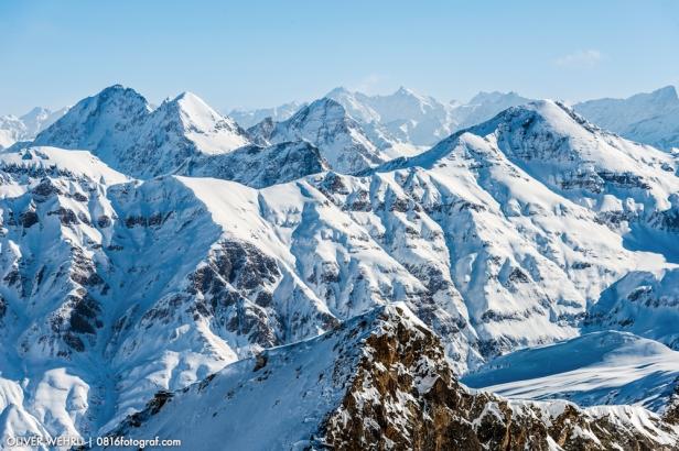 Valser Bergwelt