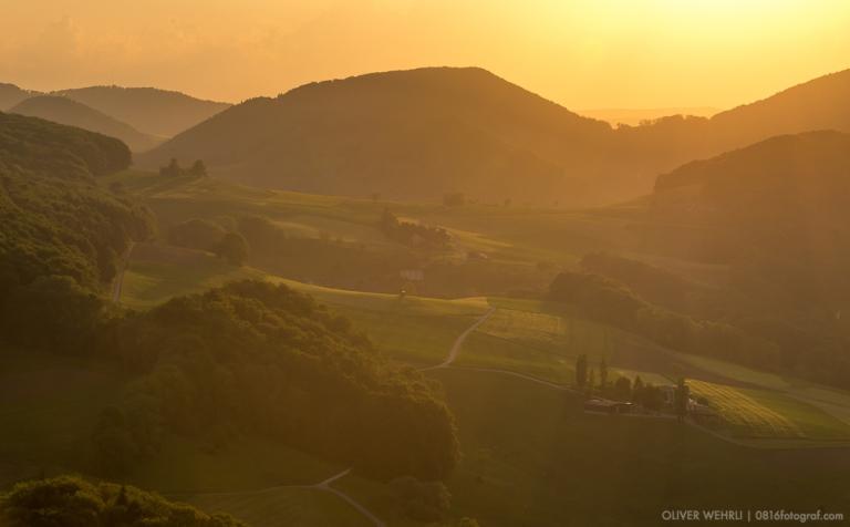 Gisliflue, Staffelegg, Jura, Aargau