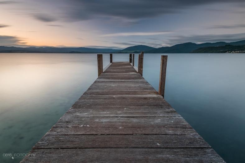 Lake Taupo, See, Sonnenaufgang, Sunrise, Neuseeland, New Zealand, Taupo