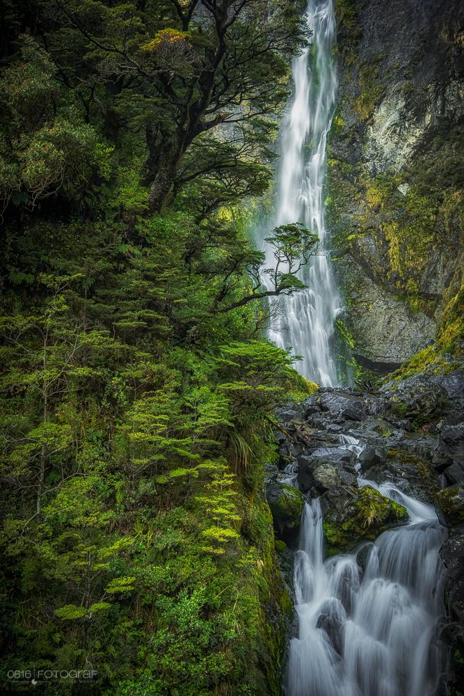 New Zealand, Arthurs Pass