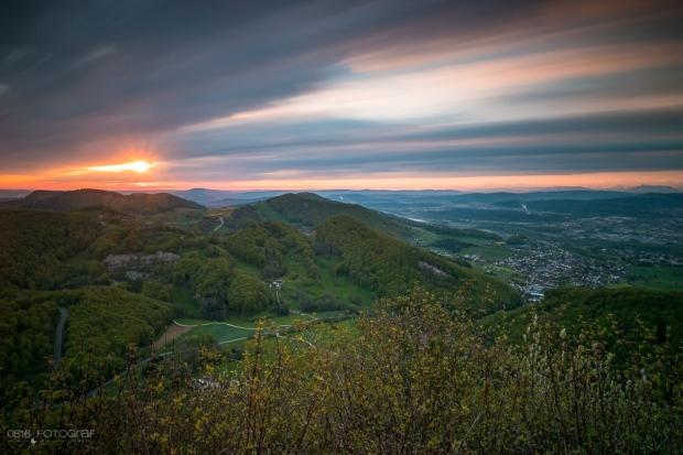 Jura, Wasserflue, Wasserfluh, Sonnenaufgang, Landschaft, Jura Südfuss, Aargau, Landschaftsfotografie, Fuji