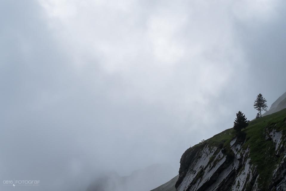 Alpstein, Seealpsee, Appenzellerland