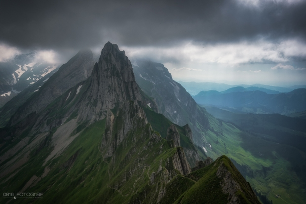 Schäfler, Alpstein, Säntis, Schäfler Sattel, Schäfler Oehrli, Wanderung Schäfler, Wanderung Alpstein,