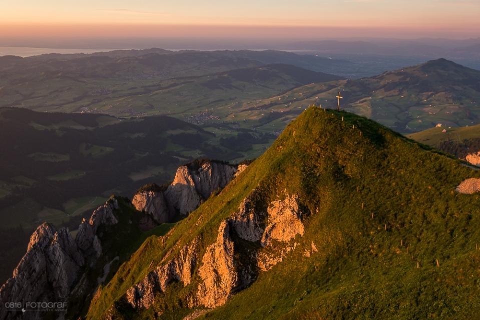Schäfler, Alpstein, Appenzell, Säntis, Schäfler Sattel, Schäfler Oehrli, Wanderung Schäfler, Wanderung Alpstein,