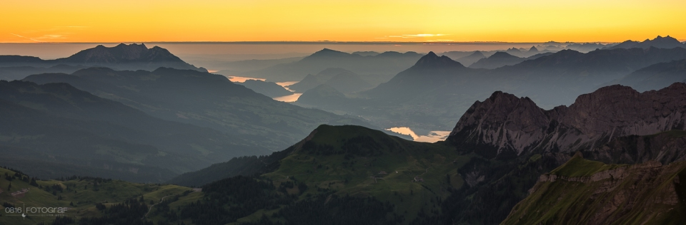 Brienzer Rothorn, Luzerner Alpen, Schweizer Alpen, Sonnenaufgang, Landschaftsfotografie, Schweiz, Fuji, Fujifilm, Fuji X-Pro2