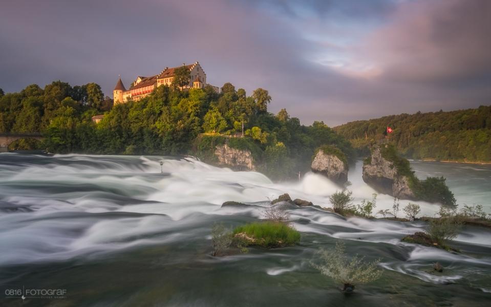 Schloss Laufen, Schaffhausen, Rheinfall, Rhein, Wasserfall, Wasserfälle Schaffhausen, Wasserfall Rhein, Landschaftsfotografie, Fuji X-Pro2, Fujifilm, Lee Filters
