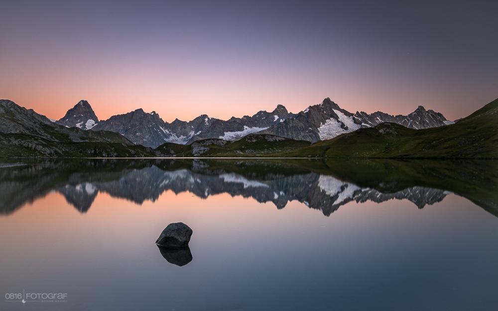 Lacs de Fenêtre, Sonnenaufgang, Bergsee, Wallis, Valais, Fujifilm, Landschaftsfotografie