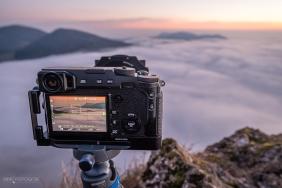 Fujifilm X-Pro2, Gitzo, Novovlex Stativkopf