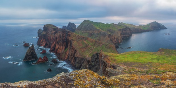 Küste, Madeira, Sonnenaufgang, Sunrise, Fujifilm GFX, Meeresküste Madeira, Landscape Photography Madeira, Landschaftsfotografie Madeira