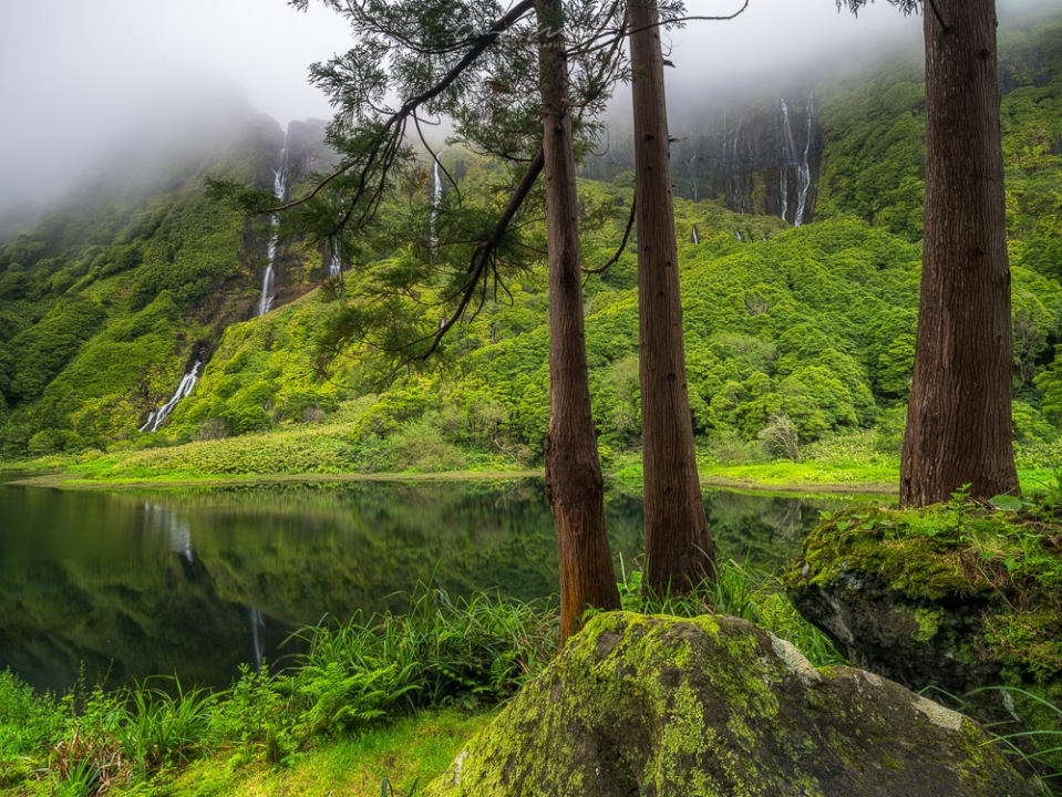 Azoren, Flores, Atlantikinsel, Grün, Landschaft, Landschaftsfotografie, Landscape Photography, Landscape, Flores Landscape, Fujifilm, GFX, Mittelformat, Medium Format, Fotografie, Landscaper,
