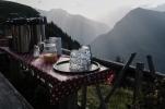 Lobhornhütte, Suls-Lobhornhütte, Berner Oberland, Berner Alpen, SAC-Hütte Schweiz