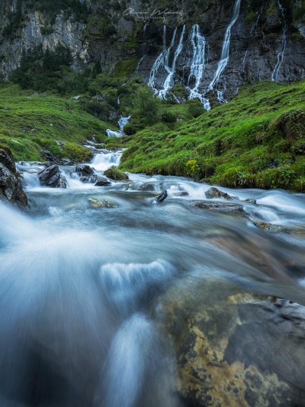 Fujifilm GFX Landscape, Wasserfall, Schweiz, Landschaftsfotografie, Gental, Berner Oberland, Bergsee Schweiz, Swiss mountain lake, landscape photography, landschaftsfotograf, fujifilm, gfx, mittelformat,